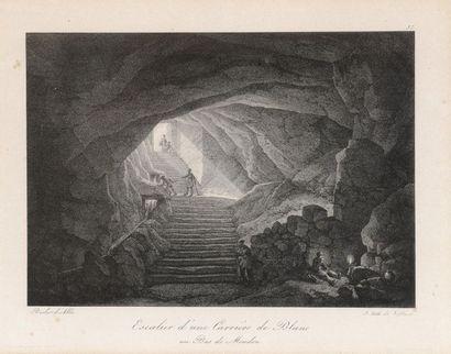 D'après Louis-Albert BACLER d'ALBE (Saint-Pol-sur-Ternoise, 1761- Sèvres, 1824)....