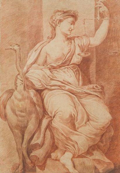 Entourage de Charles Joseph NATOIRE (1700 - 1777)