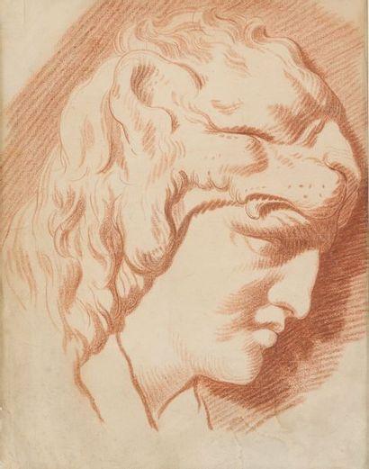 Attribué à Philippe Louis PARIZEAU (1740-801)