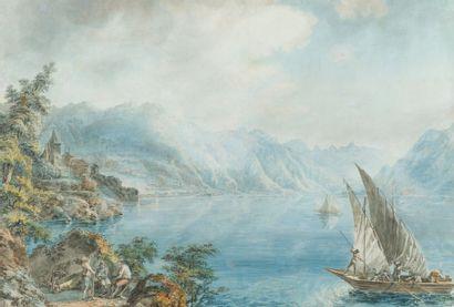 Attribué à Johann Karl MULLENER (1768-1832)