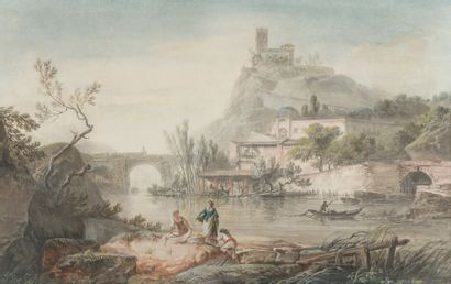 Alexandre NOEL (Brie-Comte-Robert 1752-Paris 1834)