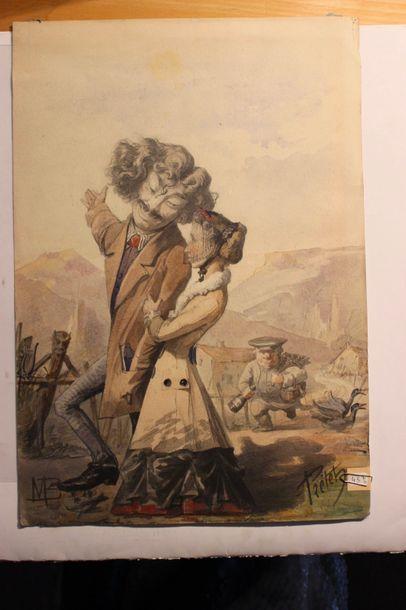 Sigmund FREUDENBERGER (Berne 1745-1801)