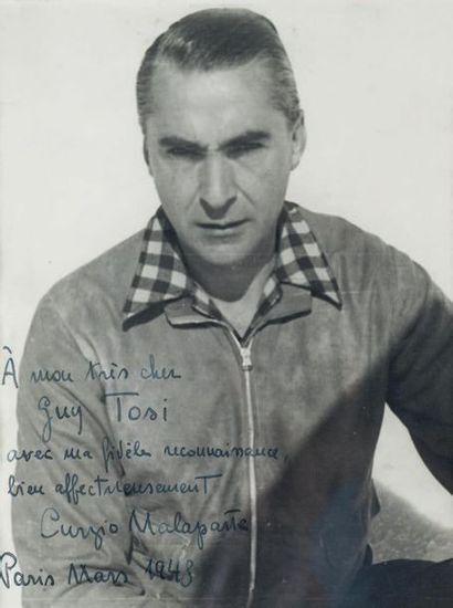 MALAPARTE (Curzio) (1898-1957)