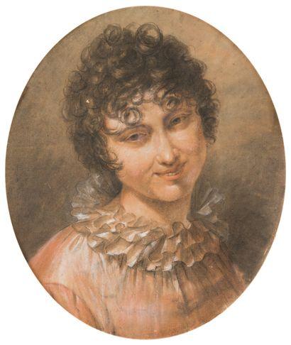 Portrait présumé de Madame Mayer, copie de...