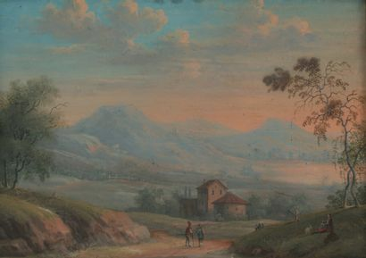 Louis-Nicolas VAN BLARENBERGHE (1716 1794)...