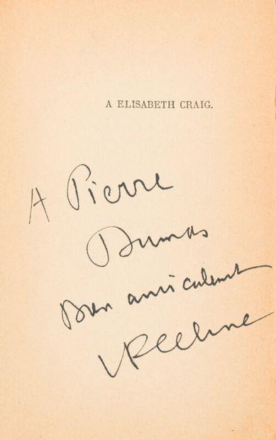 CELINE (Louis Ferdinand Destouches dit) (1894-1961)...