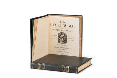 Charles BAUDELAIRE. Les Fleurs du mal. Paris,...