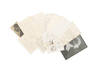 BEAUX-ARTS - 13 documents....