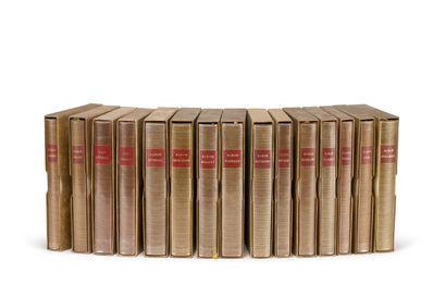 ALBUMS DE LA PLÉIADE. Paris, NRF, 1962-2005....