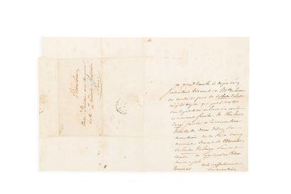 LAMARTINE (Alphonse de) (1790-1869)...