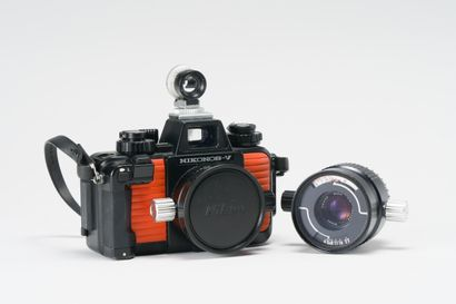Appareil photographique. Boitier Nikon Nikonos-V...
