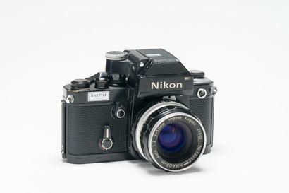 Appareil photographique. Boitier Nikon F...