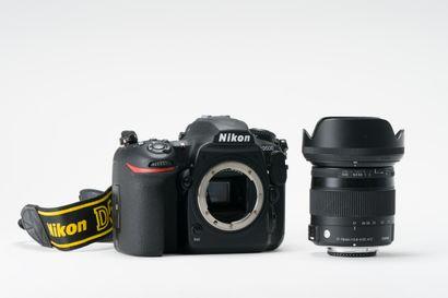 Appareil photographique. Boitier Nikon D500...