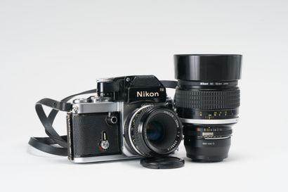 Appareil photographique. Boitier Nikon F2...