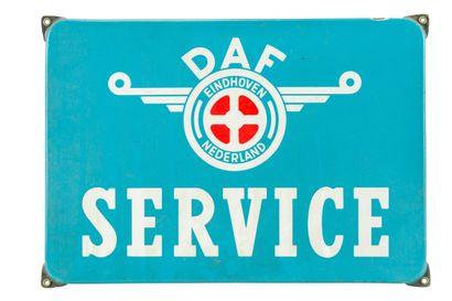 DAF SERVICE (Automobiles).  Sans mention...