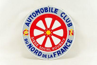 AUTOMOBILE CLUB du NORD de la France, Roubaix....