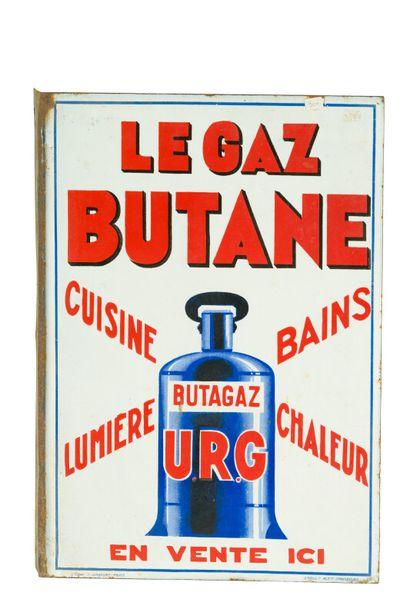 BUTANE LE GAZ.  L'Émaillo-gravure et Émaillerie...