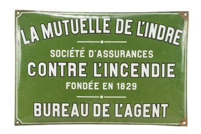 LA MUTUELLE DE L'INDRE Société d'assurance...