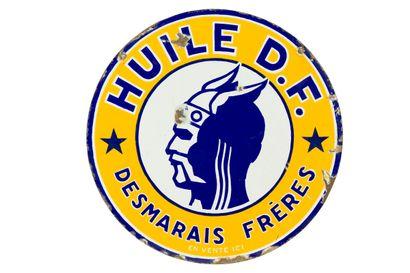 DESMARAIS FRERES huile D.F. (Automobile)....