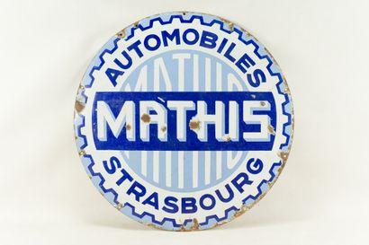 MATHIS Automobiles, Strasbourg.  Émaillerie...