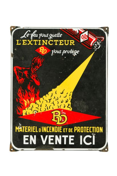 BD L'EXTINCTEUR, Matériel d'incendie et de...