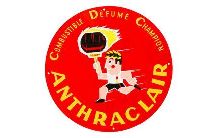 ANTHRACLAIR Combustible Défumé Champion....