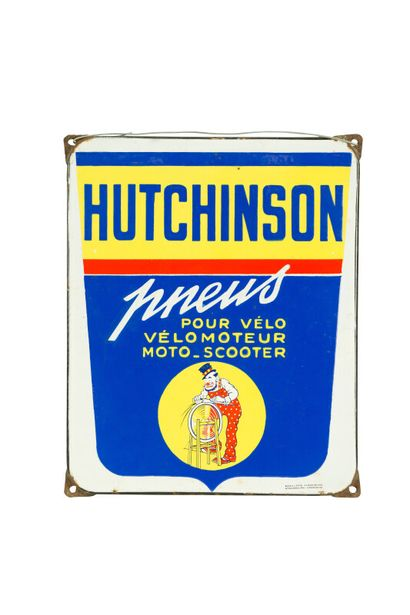 HUTCHINSON Pneus.  D'après Mich (Jean Marie...