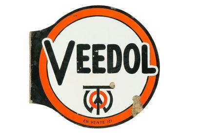 VEEDOL (Huile pour moteurs automobiles)....