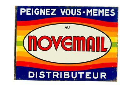 NOVEMAIL Peignez vous-même.  Émaillerie Alsacienne...
