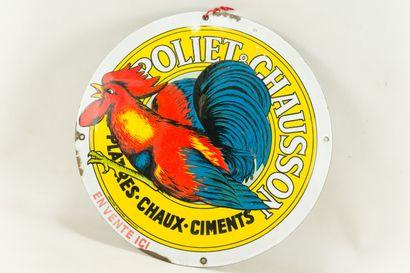 POLIET & CHAUSSON Plâtres-chaux-ciments....