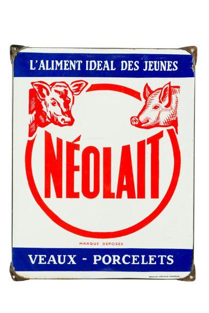 NÉOLAIT L'aliment idéal des jeunes veaux...
