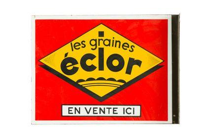 ÉCLOR Les graines.  Émaillerie Alsacienne...