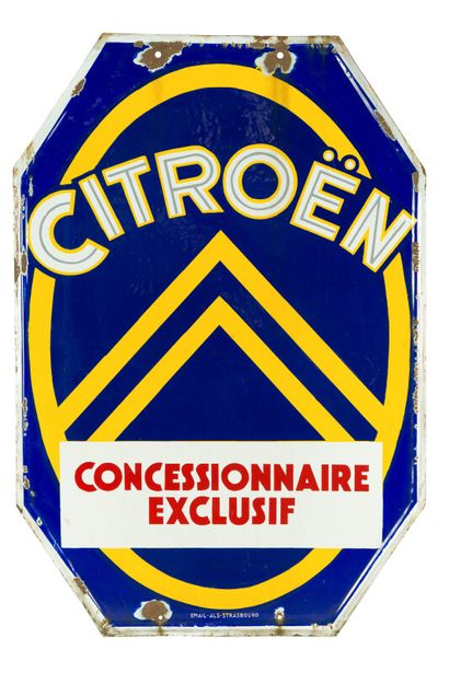 CITROËN Concessionnaire exclusif (Automobiles)....