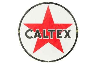 CALTEX (Huile pour moteurs automobiles)....
