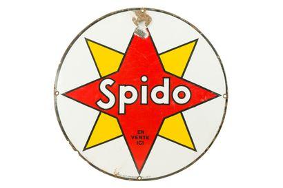 SPIDO (Produit pour l'automobile).  Émaillerie...