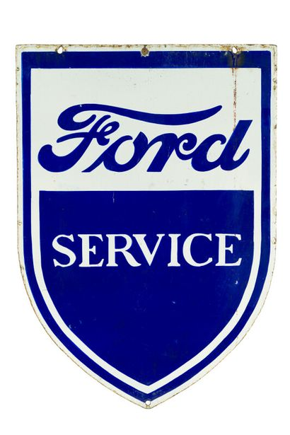 FORD Service (Automobiles).  Sans mention...