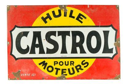 CASTROL Huile pour moteurs  Émaillerie Edmond...