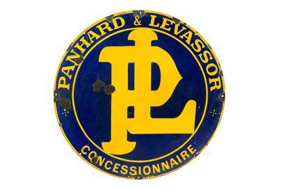 PANHARD et LEVASSOR concessionnaire (Automobiles)....