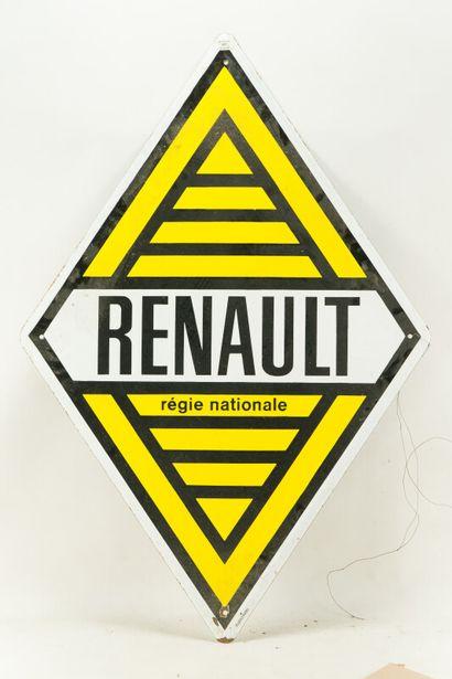 RENAULT Régie Nationale.  Émaillerie Alsacienne...