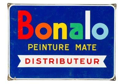 BONALO Peinture mate, distributeur.  Émaillerie...