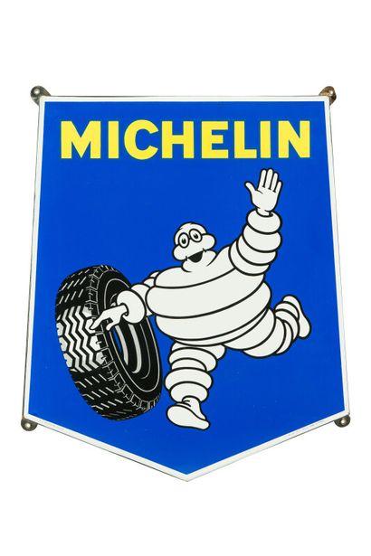 MICHELIN (Pneu).  Mention RC Clermont-Ferrand,...