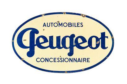 PEUGEOT Automobiles, Concessionnaire.  Sans...