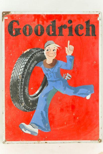 GOODRICH (Pneu)  D'après Géo HAM, 1930.  Mention...