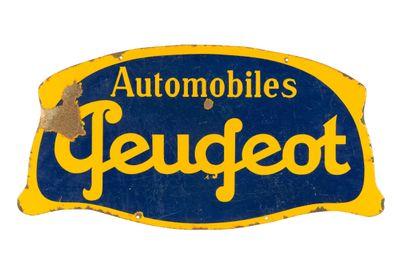 PEUGEOT Automobiles  Sans mention d'émaillerie,...