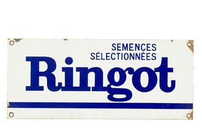 RINGOT Semences sélectionnées.  Sans mention...