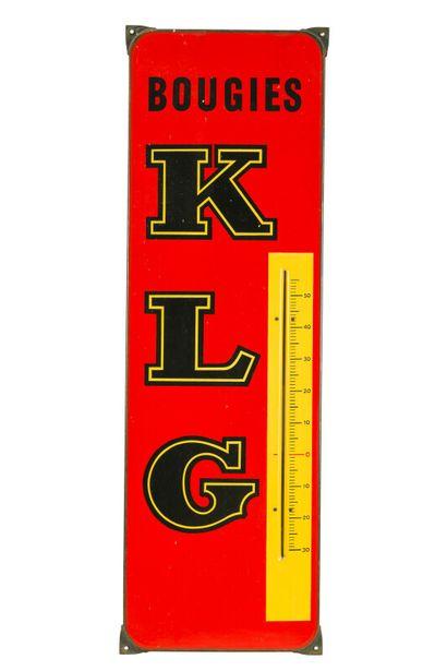 KLG Bougies (Automobiles).  Sans mention...