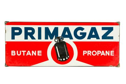 PRIMAGAZ Butane Propane.  Émaillerie Alsacienne...