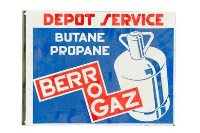 BERROGAZ Butane Propane, Dépôt service....