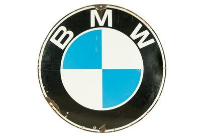 BMW (Automobiles)  Sans mention d'émaillerie,...