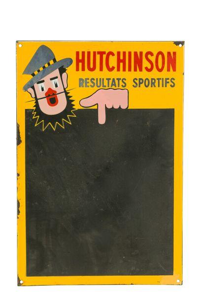 HUTCHINSON Résultats sportifs (Pneu).  D'après...